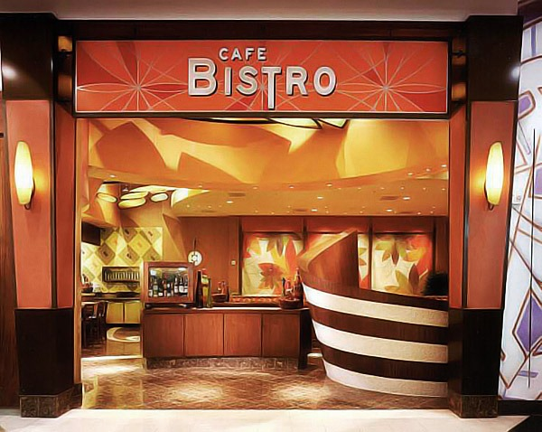 Nordstrom Bistro Cafe